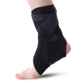 Varus valgus correction drop foot orthoses S M L Foot care appliance hemiplegia cerebral stroke rehabilitation device left/right 1