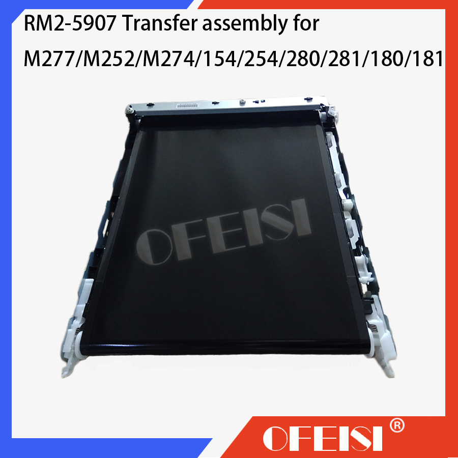 New Original RM2-5907 Transfer assembly for HP M277nw/M277n/M252n/M252dw/M274/154/254/280/281/180/181 Transfer kit Printer parts original 95%new rm2 5583 rm2 5584 fuser assembly for hp clj pro m252dw m252n m274 m277dw m277n fuser kit printer parts on sale