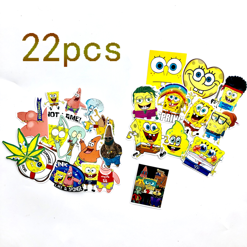 1pcs Lovely Stickers The Cartoon Sticker For Laptop Skateboard Luggage Decal Toy Stickers Stickers