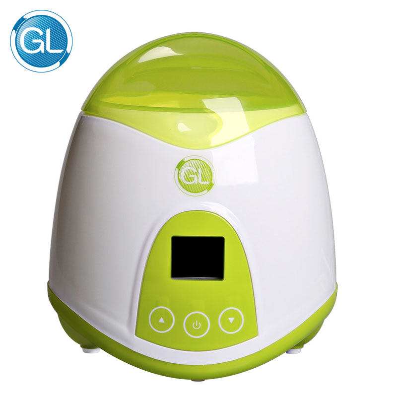 GL Baby Milk Bottle Warmer Sterilizer LCD Display Auto Heating Milk Anti Dry Heating Milk Heater Electric Baby Formula Warmer набор для кормления детей happy baby anti colic baby bottle 10009 lime