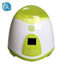 GL Baby Milk Bottle Warmer Sterilizer LCD Display Auto Heating Milk Anti Dry Heating Milk Heater Electric Baby Formula Warmer(China)