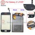 Для Samsung Galaxy J1 J100 J100F жк-экран + сенсорный экран стеклянная панель digitizer 100% Гарантия