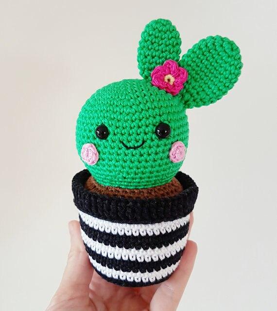 Cactus Heart Amigurumi – Minasscraft Patrones Amigurumis   Crochet ...   641x570