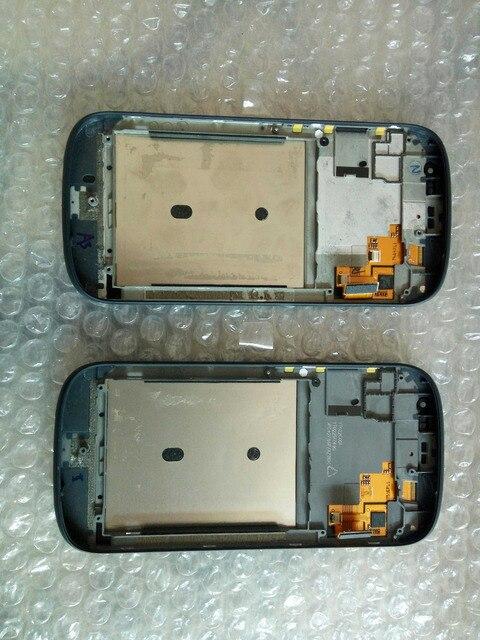 Хорошие рабочие жк-дисплей + сенсорный экран Для yotaphone 2 смартфон жк-экран с рамкой и заверить