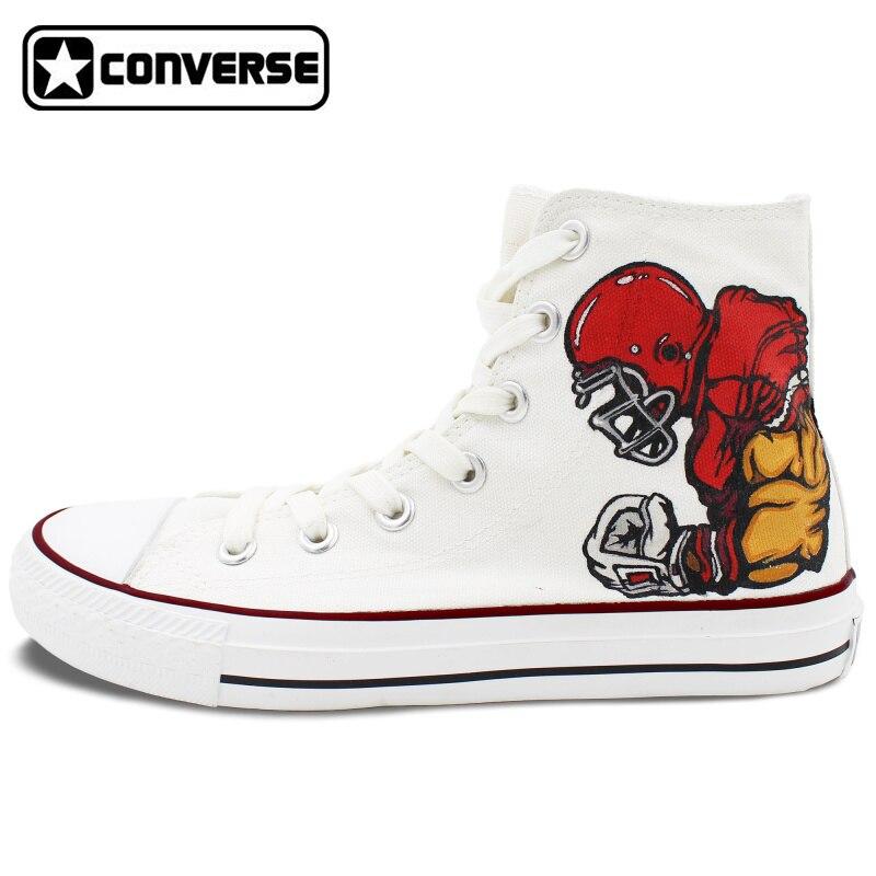 66298c3333a2 Shoes Shoes All Converse Football Star Boys Boys Boys Girls Original Rugby  Custom U4Sqwp