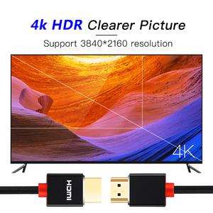 Image 2 - SL HDMI Cable 2.0 3D HDR 4K 60Hz for Splitter Switch PS4 LED TV xbox Projector Computer cable hdmi 1m 2m 3m 5m 10m 15m 20m