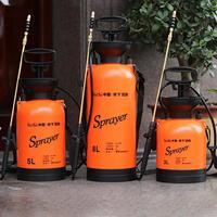 3L/5L Air Pressure Garden Sprayer with Shoulder Strap for Agricultural Gardening Tool Pressure Sprayer Garden Supplies