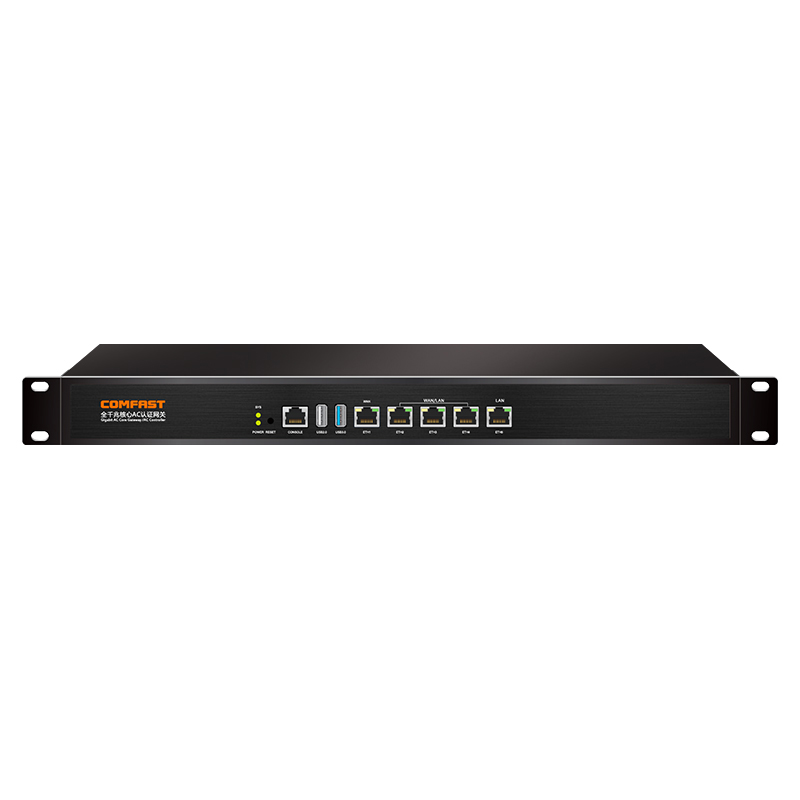 Comfast AC200 MT7621 Gigabit Enterprise Business Router Integration Security gateway,Mutil-WAN Port,AP Management,Wireless route enterprise knowledge management