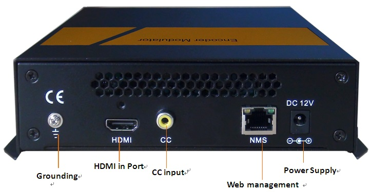 Hotel TV Distribute System HDMI to DVB-C/DVB-T/ATSC/ISDB T Modulator with CC 80 channels hdmi to dvb t modulator hdmi extender over coaxial