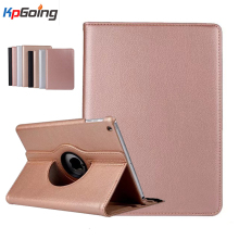 Luxury Color Pu Leather Case for Ipad Pro 9.7 Flip Stand Case Business Smart Case for Ipad Pro 9.7 Gold Silver Tablets Case