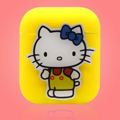 Cute Animal Cartoon AirPod Case Cover 5