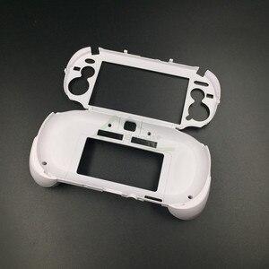 Image 3 - E בית מט יד גריפ ידית Joypad סטנד מקרה עם L2 R2 הדק כפתור עבור PSV1000 PSV 1000 ps VITA 1000 משחק קונסולה