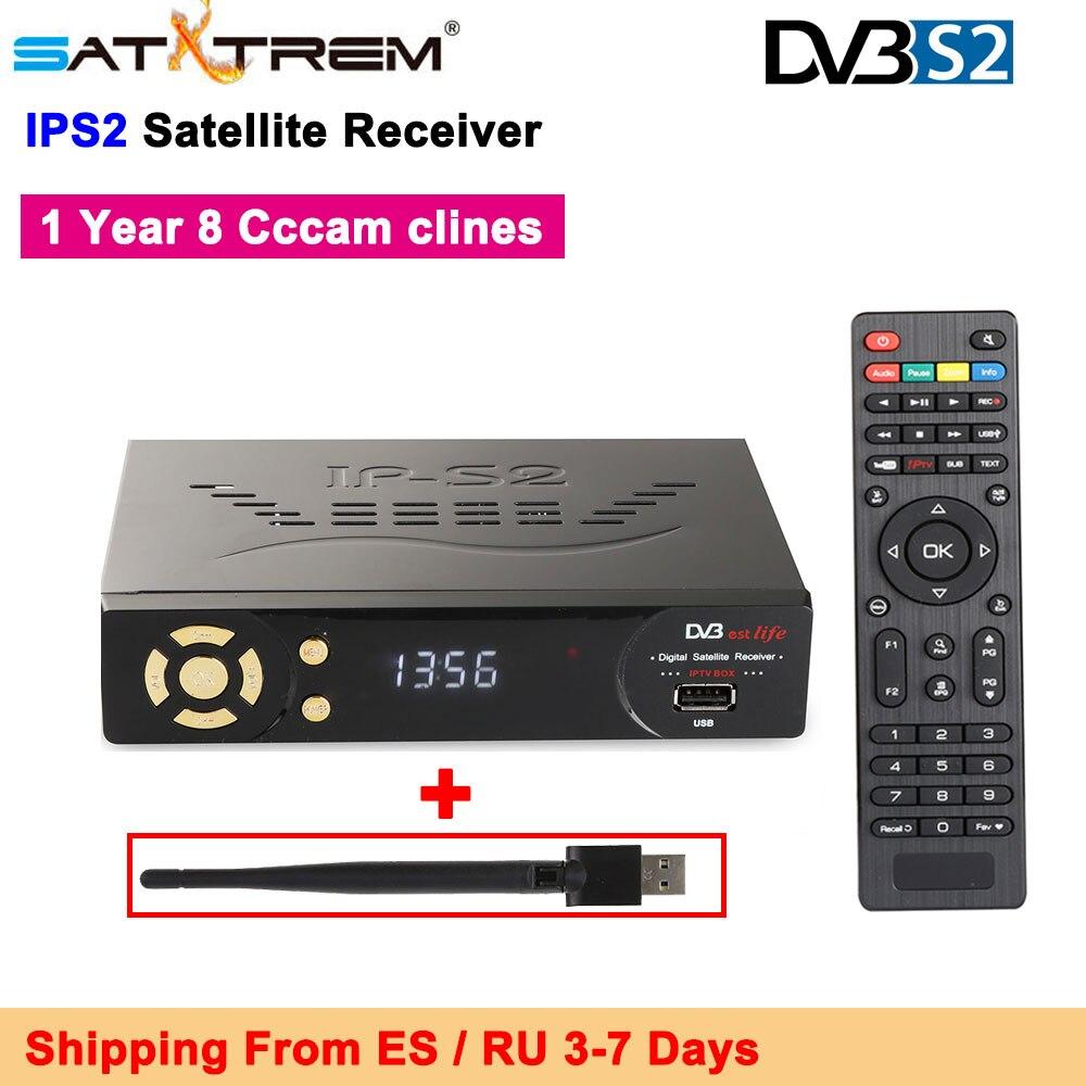 FLASH SALE] Satxtrem X800 Nova Satellite Receiver DVB S2 H 265 With