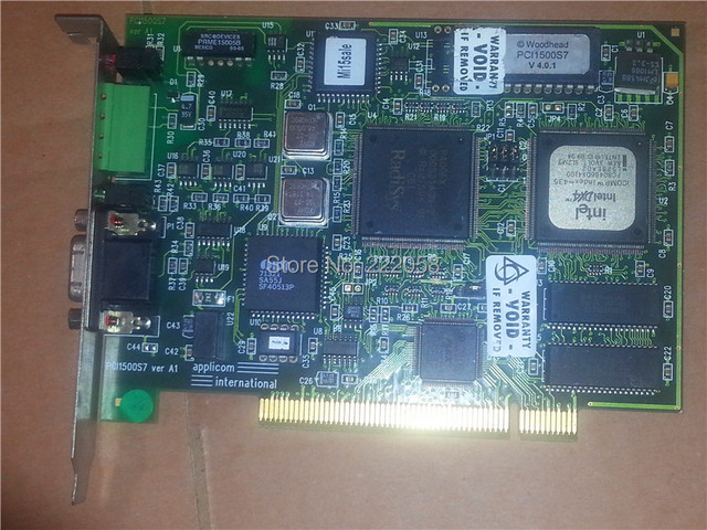 DRIVERS FOR APPLICOM PCI1500S7