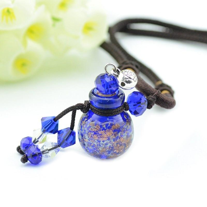 Bright sticla de sticla de cristal Sticla de ulei esential de ulei - Instrumente pentru îngrijirea pielii