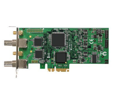 PCI Express HD Video Capture Card 1080p - 2 Channel SDI Real Time 3D Capture