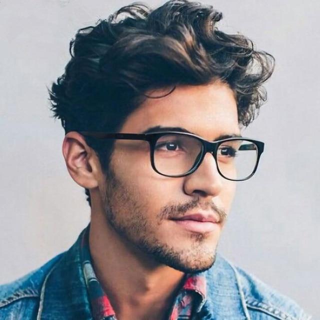 8f888a93ba4e REALSTAR 2018 Brand Fashion Eyeglasses Glasses Frames for Men Women Computer  Myopia Optical Frame Vintage Eyewear