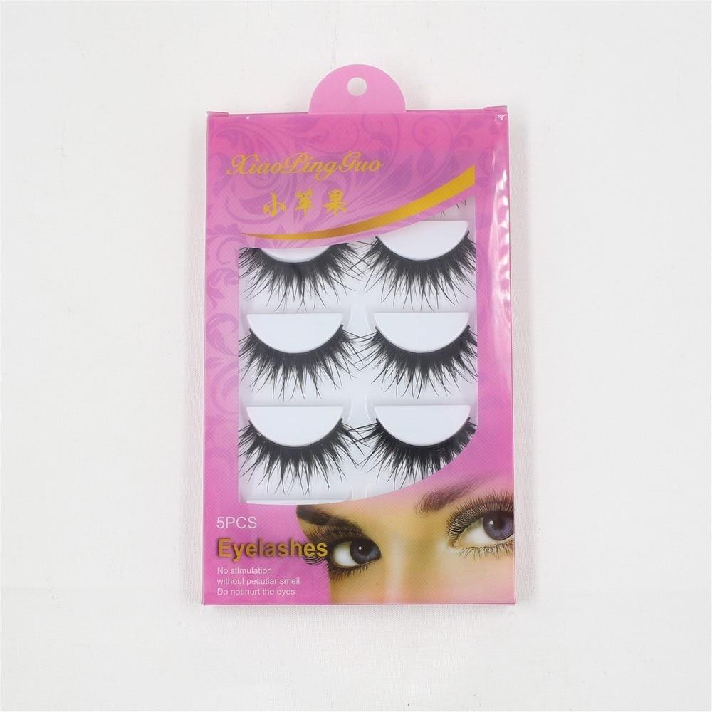 Blythe Doll Long Eyelashes 5 pairs 10pcs 3