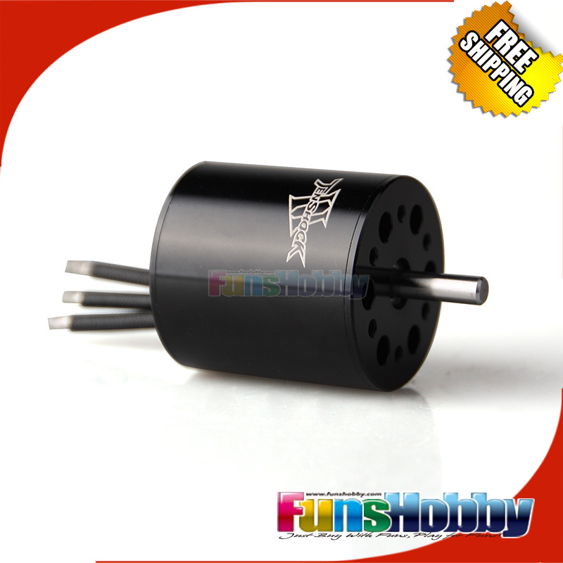 Tenshock 6 Pole Brushless Motor  TS-CZII2220 tenshock 6 pole brushless motor ez 2220