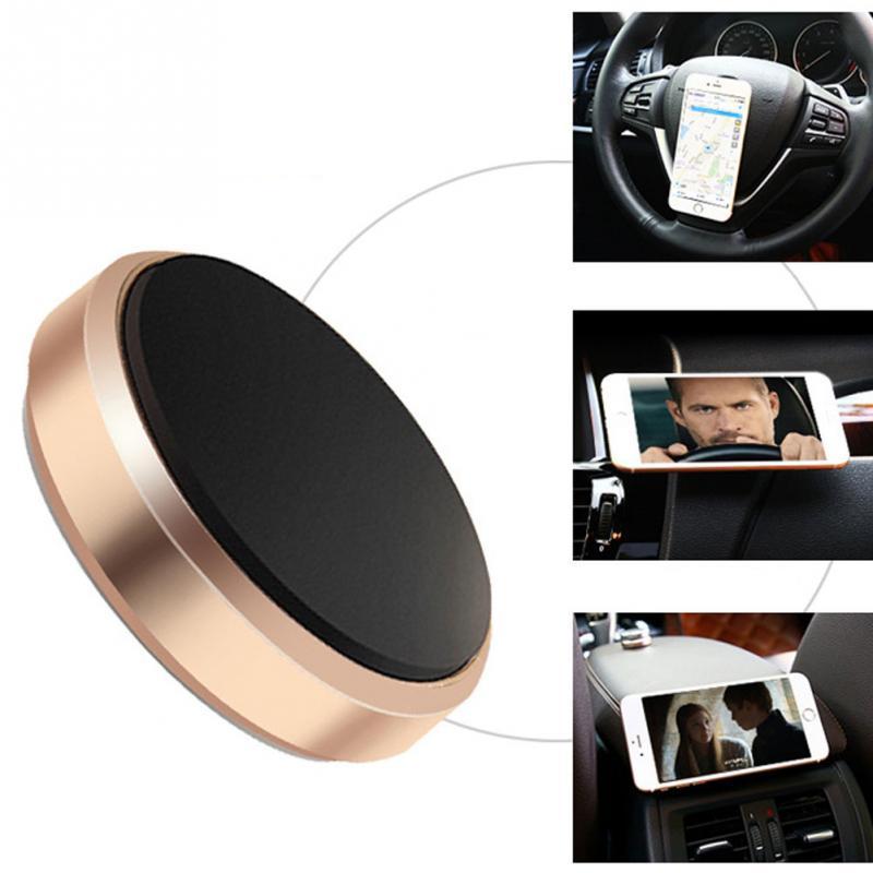Универсальный в автомобиль Магнитная панель мобильный телефон GPS <font><b>HUD</b></font> держатель подставки автомобильный держатель телефона