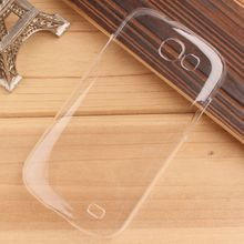 For Samsung Galaxy Express i8730 New High Quality Transparent Hard Plastic Crystal Clear Luxury Protective Phone case Cover