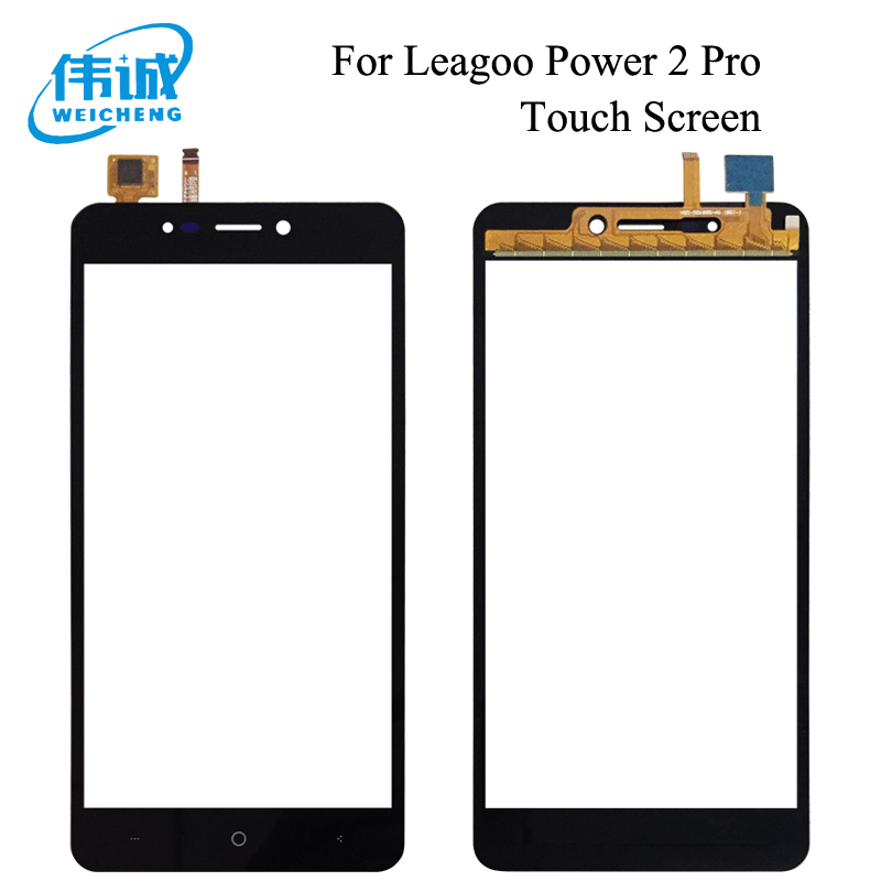 Купить WEICHENG для Leagoo power 2 Pro сенсорный экран 100% новый Сенсорное стекло для планшета панель Замена для Leagoo power 2 Pro смартфон на Алиэкспресс