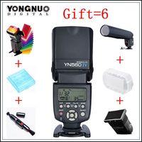 Yongnuo YN560 IV YN 560 IV Master Slave Radio Flash Speedlight With Built In Radio Trigger