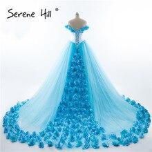 Vintage Handmade Wedding Dresses 2019 Ball Gown Serene Hill