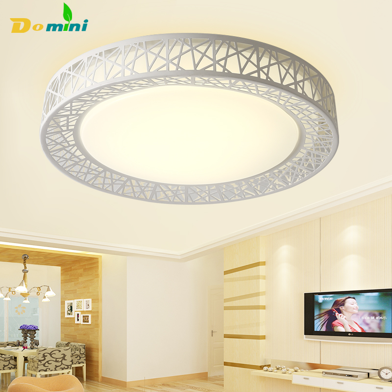 Modern LED Home Ceiling Lights Bird Nest Indoor Ceiling Lamp Flush Mount Ceiling Lights For Living Room Sofa Bedroom Lamps lustre flush mount led modern crystal ceiling lamp lights with 1 light for living room lighting free shipping