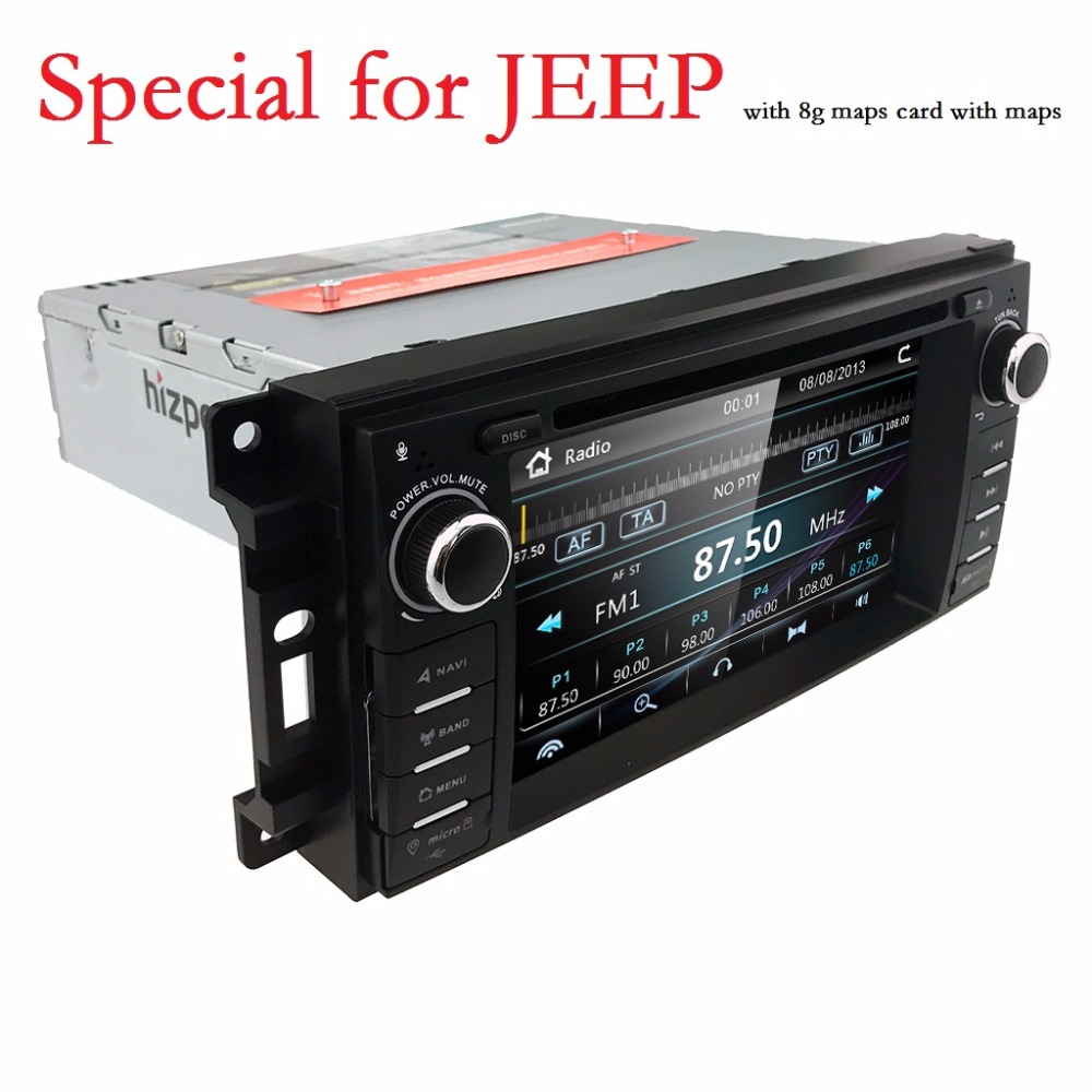 car monitor DVD player for Jeep grand wrangler 2015/patriot/compass/journey with GPS navigation,radio,RDS LOGO DVR SWC BT MIC SD silver black car key bag holder cover frame for jeep wrangler 2008 2017 for jeep compass 2008 2015 for jeep patriot 2011 2015