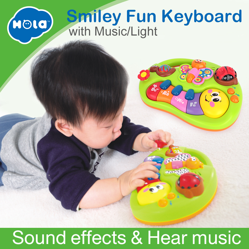 HUILE TOYS 927 Baby Toys Learning Machine Toy with Lights & Music & Learning Stories Toy Musical Instrument for Toddler 6 month+ цена