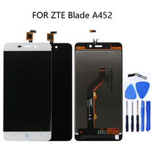 100% tested 1 piece for zte blade X3 D2 T620 A452 LCD with touch screen digitizer component + free tool 1280 * 720 6es7 221 1bf22 0xa8 6es7221 1bf22 0xa8 used 100% tested with free dhl