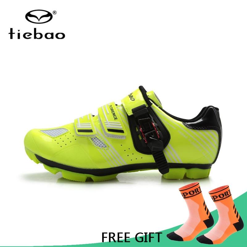 Tiebao Professional Cycling Shoes Outdoor Athletic Racing MTB Bike Shoes Breathable AutoLock Bicycle Shoes zapatillas ciclismo Tiebao Professional Cycling Shoes Outdoor Athletic Racing MTB Bike Shoes Breathable AutoLock Bicycle Shoes zapatillas ciclismo