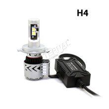 цена на free shipping 12000lm XHP50 chips LED headlight bulb kit H1 H3 H7 H8 H9 H10 H11 H16 9005 9006 9012 H4 H13 9004 9007 car headlamp