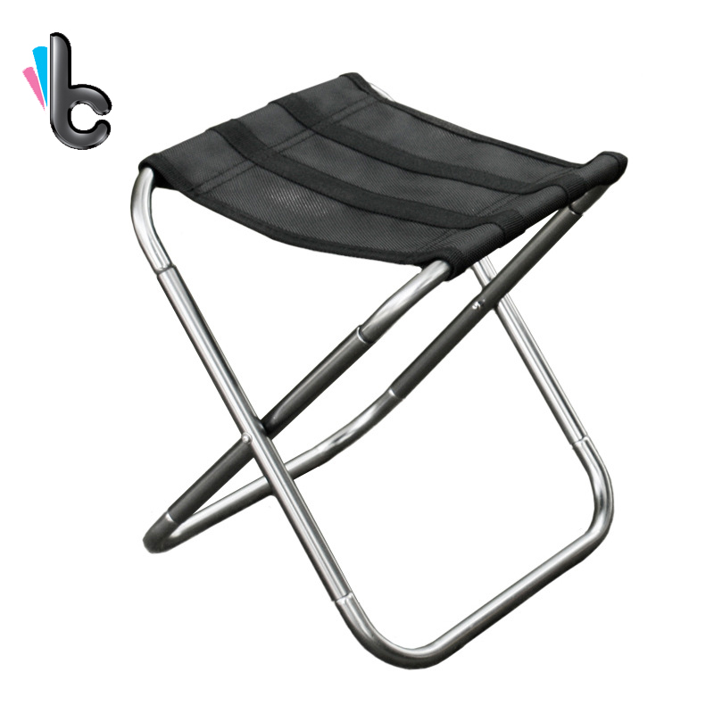 2017 New Arrival Portable Aluminum Folding Stool Outdoor Fishing Travel Beach Chair new arrival high quality folding fold aluminum chair outdoor stool seat for fishing for camping