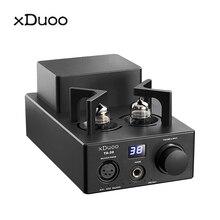 XDUOO TA-20 HIFI высокоэффективные сбалансированные классические 12Au7 Ламповые стереонаушники усилитель с XLR AUX