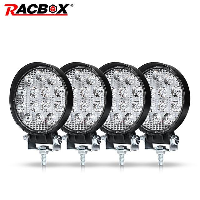 RACBOX lampe de travail pour voiture