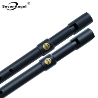 High quality Ireland COMTEX tin whistle Flute C&D tune 6 holes Irish whistle dizi penny Flauta music instrument ABS resin