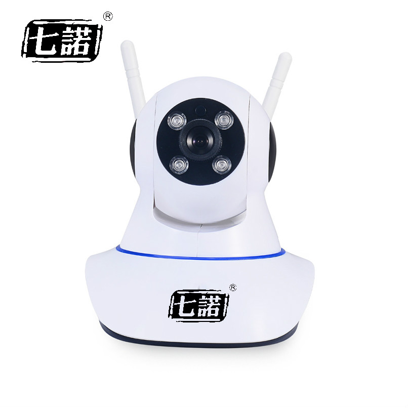 Seven Promise 1080P IP 2.0MP Camera Wireless Home Security Surveillance Camera Wifi Night Vision CCTV Camera Baby Monitor White seven promise 720p bullet ip camera wifi 1 0mp motion detection outdoor waterproof mini white cctv surveillance security cctv
