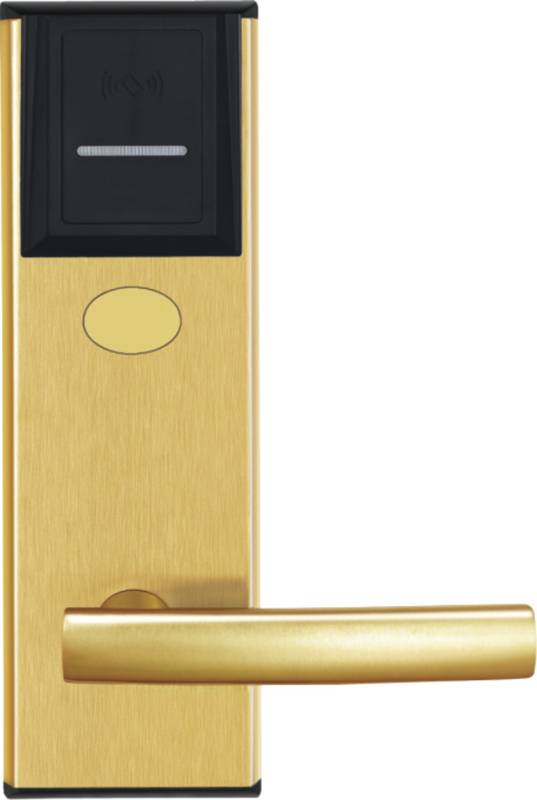 T5577 hotel lock, hotel lock system, sample comes with a test T5577 card ,Stainless steel sn:CA-6002