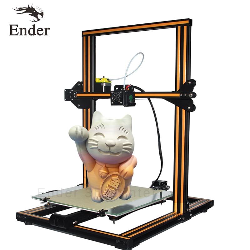 CR s D Printer DIY Kit Dual Leading Screws Rod Large Print