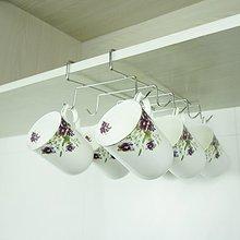 Under Cabinet Cup/mug/glass Bottle Cupboard Holder Hanger Organizer Storage Drying Rack