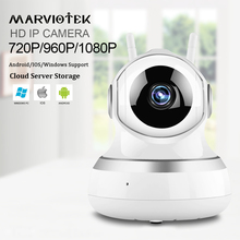720P wireless IP Camera wi-fi 960P video surveillance camera 360 degree Pan Tilt cctv camera 1080P baby monitor home security