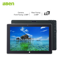 Z10 bben tablet pc 2-en-1 z8350 arranque dual de 10.1 pulgadas con intel de cuatro núcleos de cpu, 4 GB/64 GB apoyo Android5.1/windows10 sistema