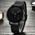 Мужские часы LIGE  уникальный дизайн  роскошные спортивные наручные часы с сетчатым ремешком из нержавеющей стали  модные повседневные часы д...