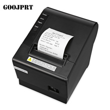 High quality 58mm POS thermal receipt printer automatic cutting machine printing speed Fast USB+Bluetooth port can choose
