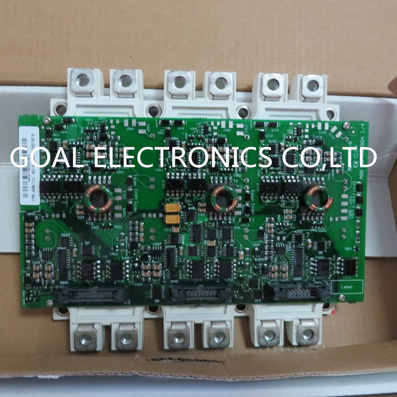 ACS800 driven plate with module FS300R12KE3/AGDR-71C/FS300R17KE3/AGDR-71C original new concept driven 2sc0435t 2sc0435t2a0 17 new stock