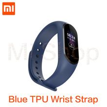 In-Stock Original Xiaomi Hey Plus TPU Wrist Strap Color Silicone Hey+ Band Multiple Colour Blue Red