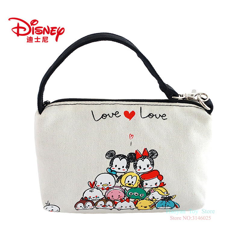 Latest Collection Of Genuine Disney Mickey Tsumtsum Multi-function Women Bag Wallet Purse Baby Care Handbag Fashion Mummy Bag Girls Gift Hot Sale Set Crazy Price Nappy Changing