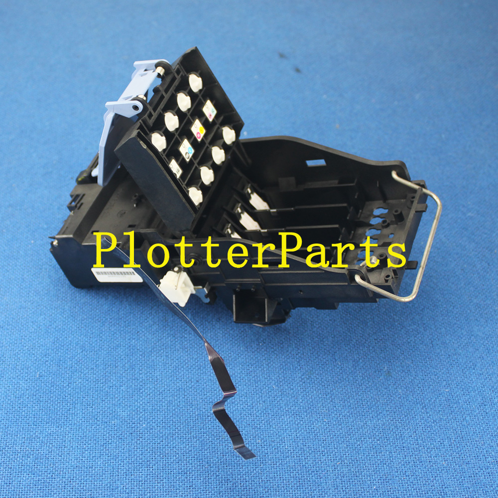 Q5736 Carriage assembly for HP PhotoSmart PRO B9180 Original Used carriage belt for hp photosmart pm2000e microlab printer parts original used